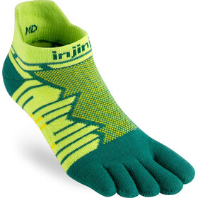 Injinji Ultra Run No-Show Chaussettes, deco